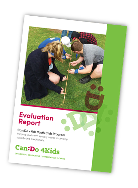 ATS Library Resource Evaluation Report Front Cover